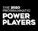 ADEXCHANGER'S 2020 PROGRAMMATIC POWER PLAYER